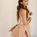 beet skirt
